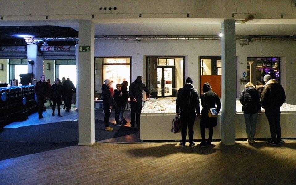 Münster Modell: Ausstellung Nr. 25 - Alter Steinweg 2018