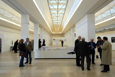 Münster Modell: Ausstellung Nr. 2 - Ehem. Archäologiemuseum, 2006