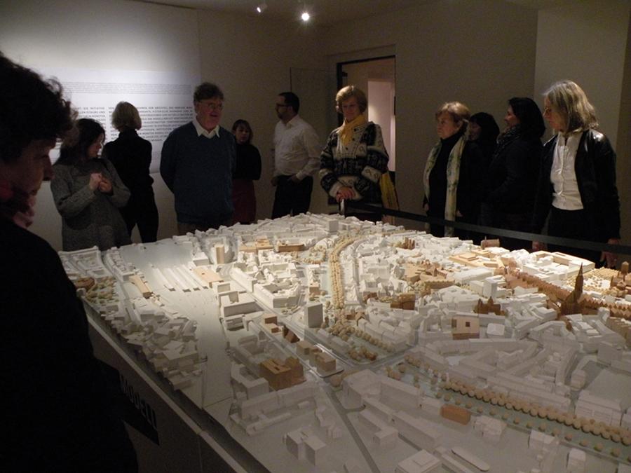 Münster Modell: Ausstellung Nr. 19 - Museum für Lackkunst, 2016