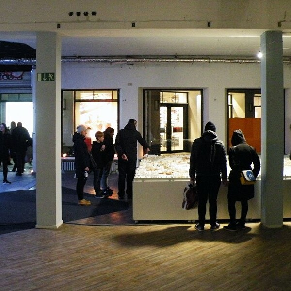 Münster Modell: Ausstellung Nr. 25 - Alter Steinweg, 2018 - Foto: Stefan Rethfeld