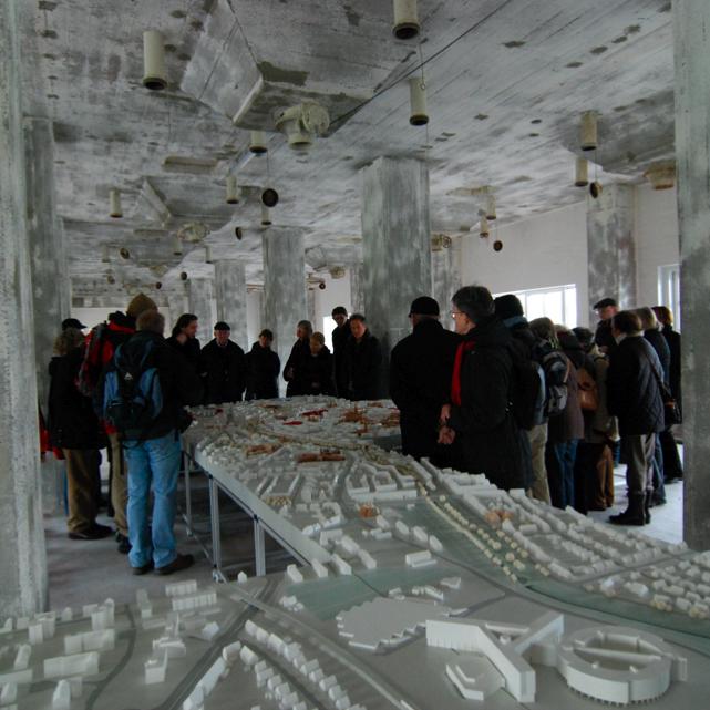 Münster Modell: Ausstellung Nr. 8 - Speicherstadt Coerde, 2008