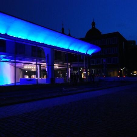 Münster Modell: Ausstellung Nr. 10 - Kiffe-Pavillon, 2009