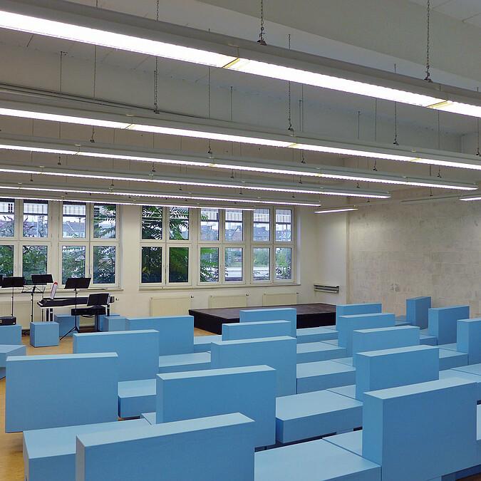 Münster Modell: Ausstellung Nr. 24 mit GWK-Konzert - Ehem. Bahnhofspost, 2017
