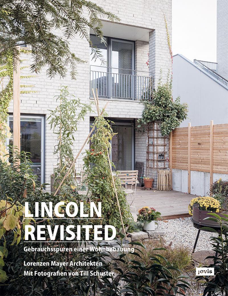 Neuerscheinung: Lincoln Revisited Münster - Foto: Jovis Verlag