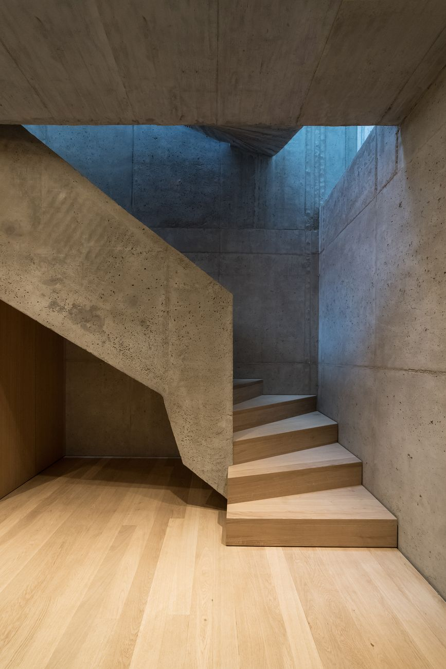 Haus am Buddenturm - hehnpohl architektur - Architekturpreis Beton 2020 Anerkennung - Foto: hehnpohl Architektur