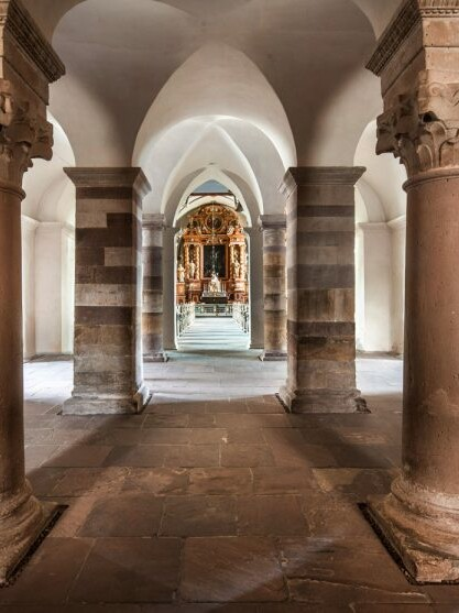 Deutsche Stiftung Denkmalschutz: Kloster Corvey, Höxter - Foto: Kalle Noltenhans