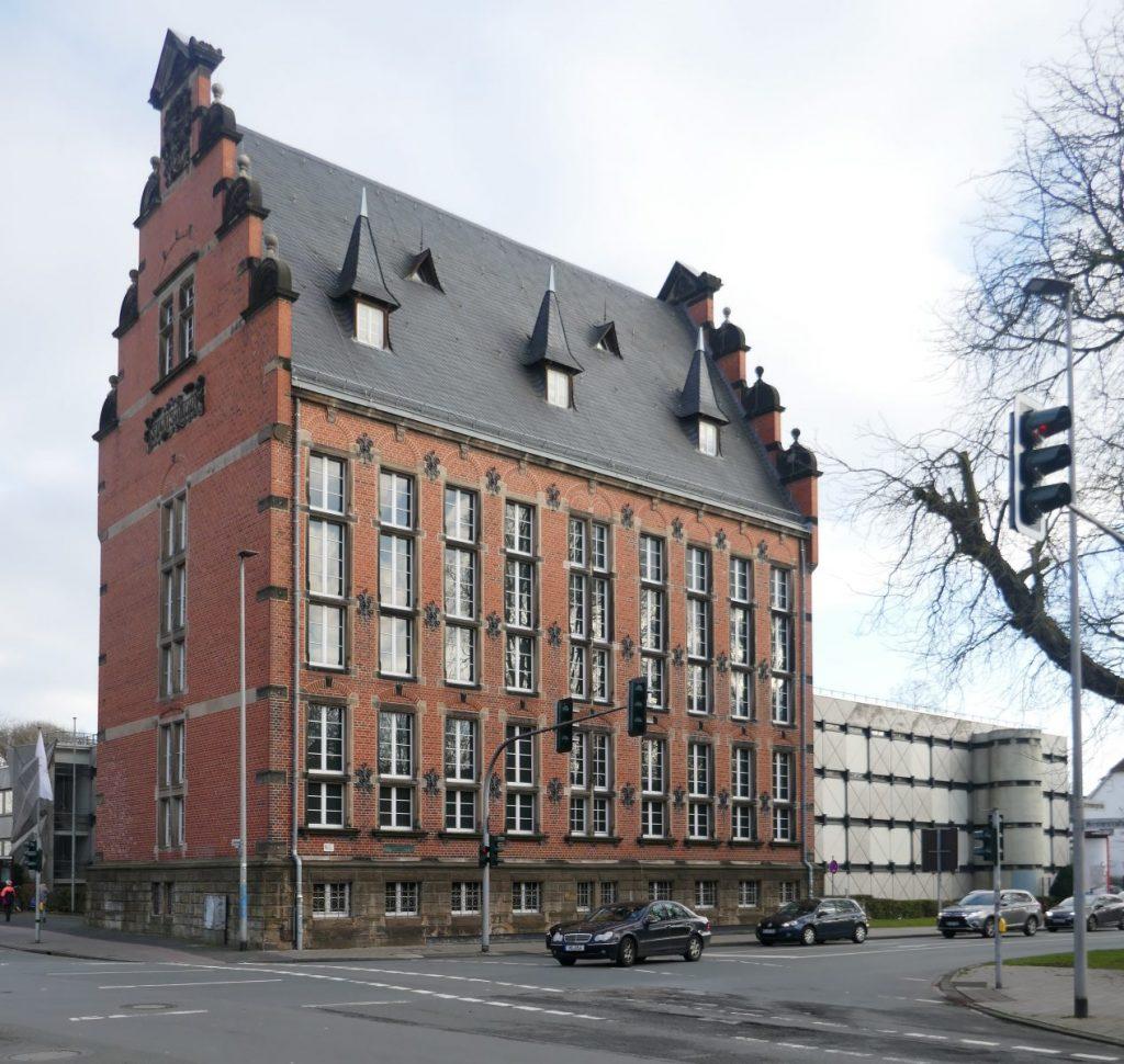 Münster vor Ort: Hörstertor - Staatsarchiv - Foto: Stefan Rethfeld