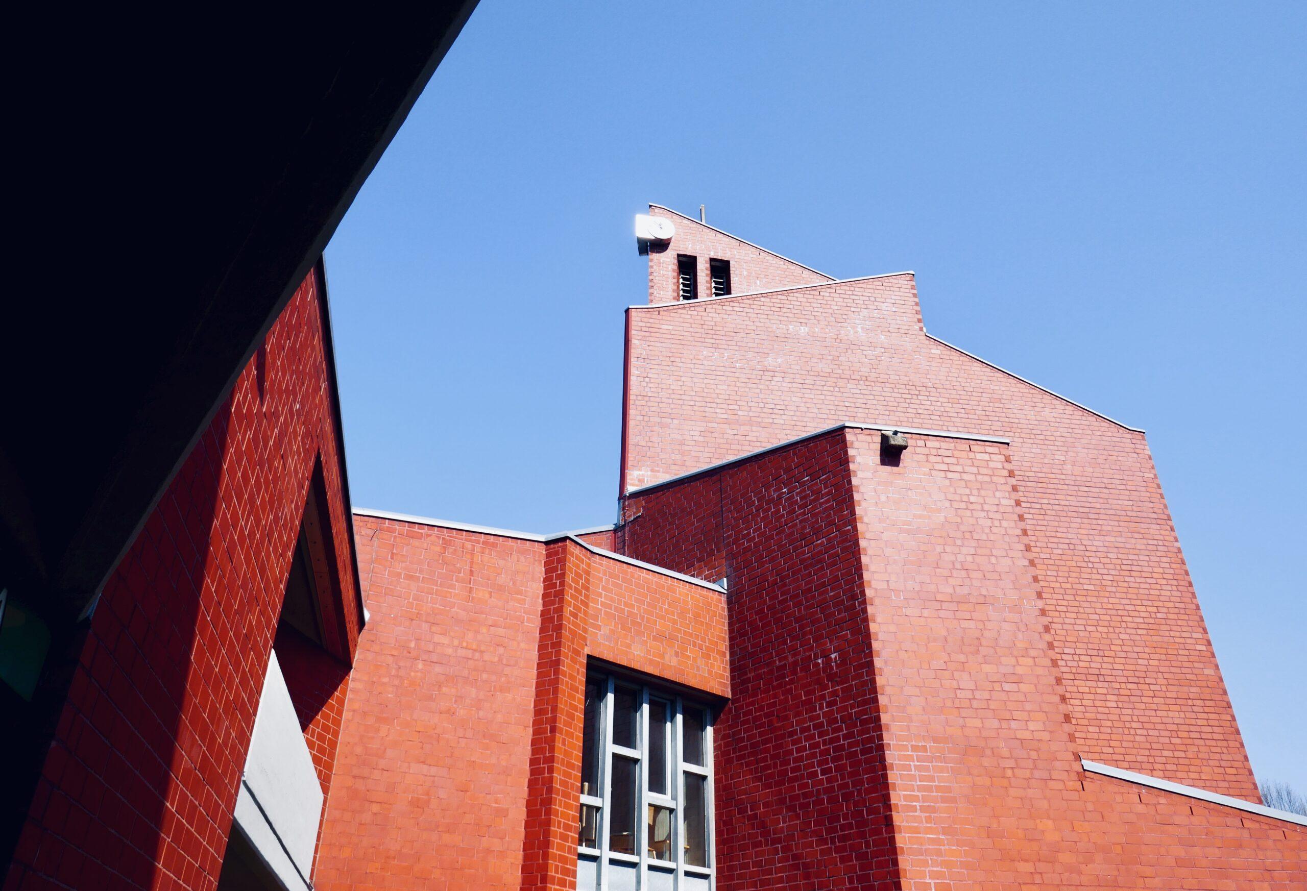 St. Anna-Kirche, Münster (1966-1972, Harald Deilmann) - Foto: Stefan Rethfeld