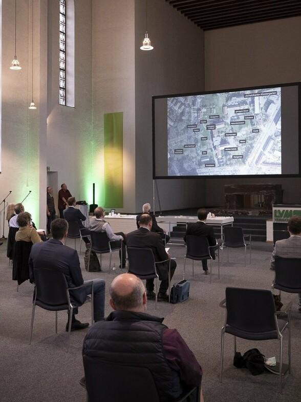 Pluggendorf Münster - Foto: LVM Versicherung / Bernd Schwabedissen