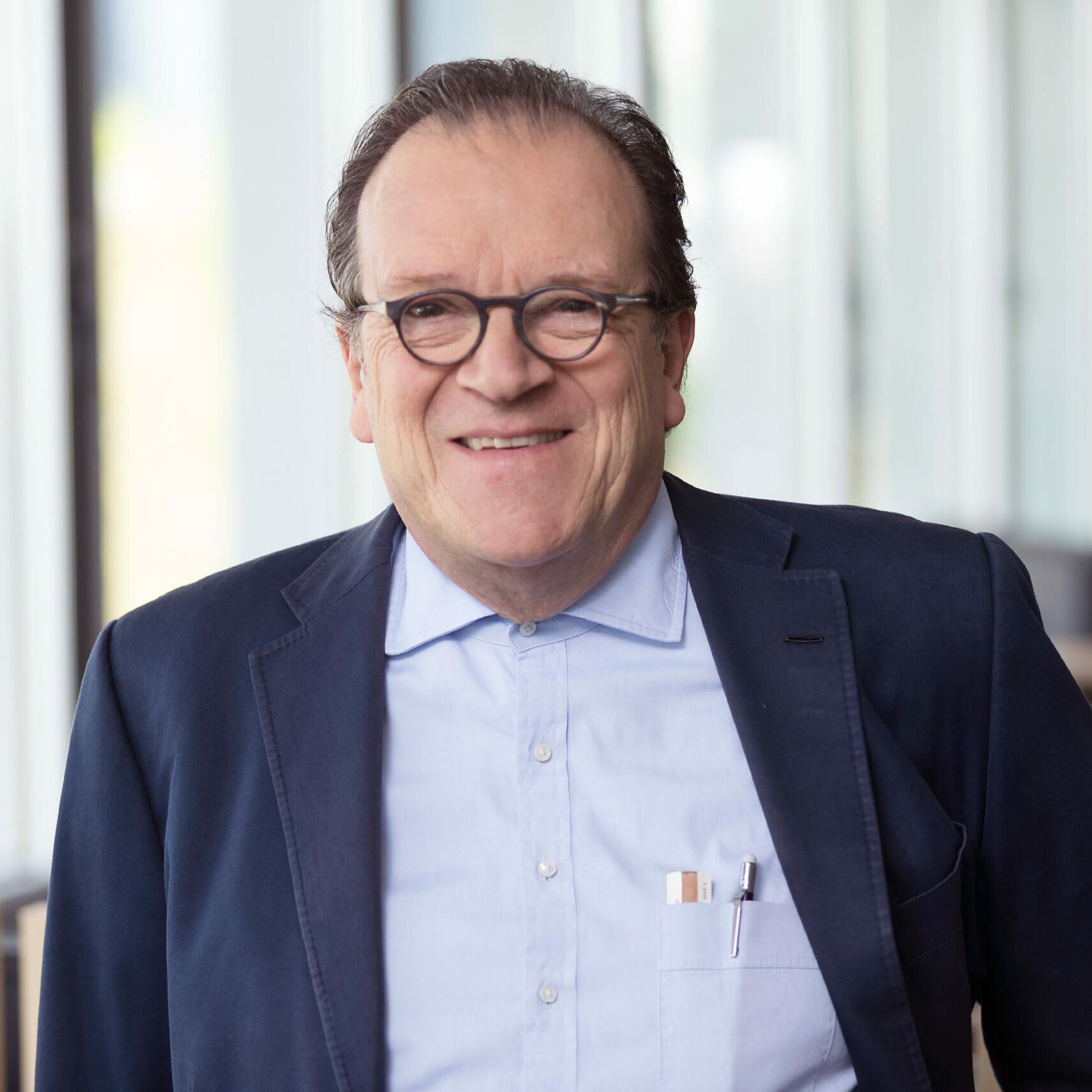 Prof. Christoph Mäckler - Foto: Thorsten Jansen