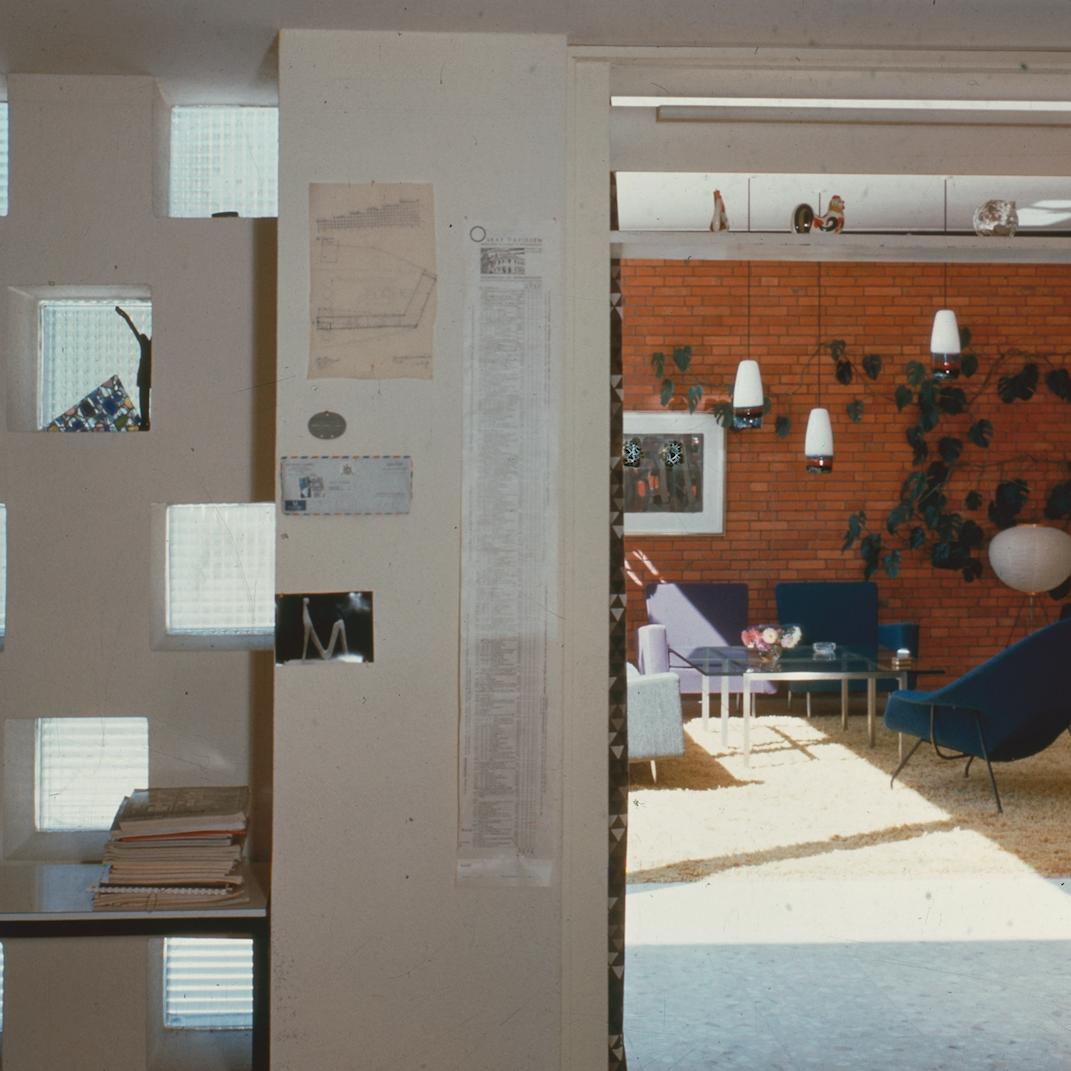 Harald Deilmann: Wohnhaus Deilmann, Münster