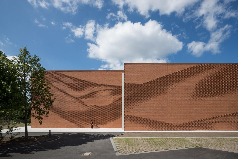 Neubau Verwaltungsgebäude Textilverband, Münster - Architekten: behet bondzio lin architekten, Münster - Foto: Thomas Wrede