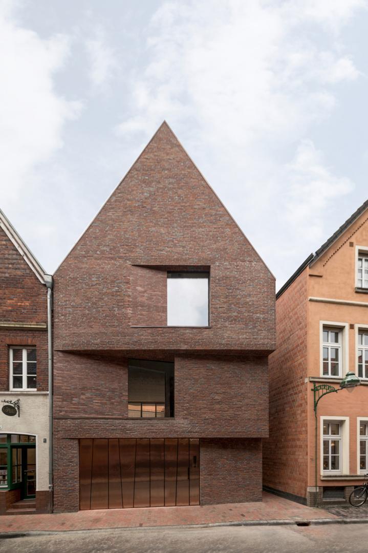 Haus am Buddenturm, Münster - Architekten: hehnpohl architektur bda, Münster - Foto: hehnpohl architektur