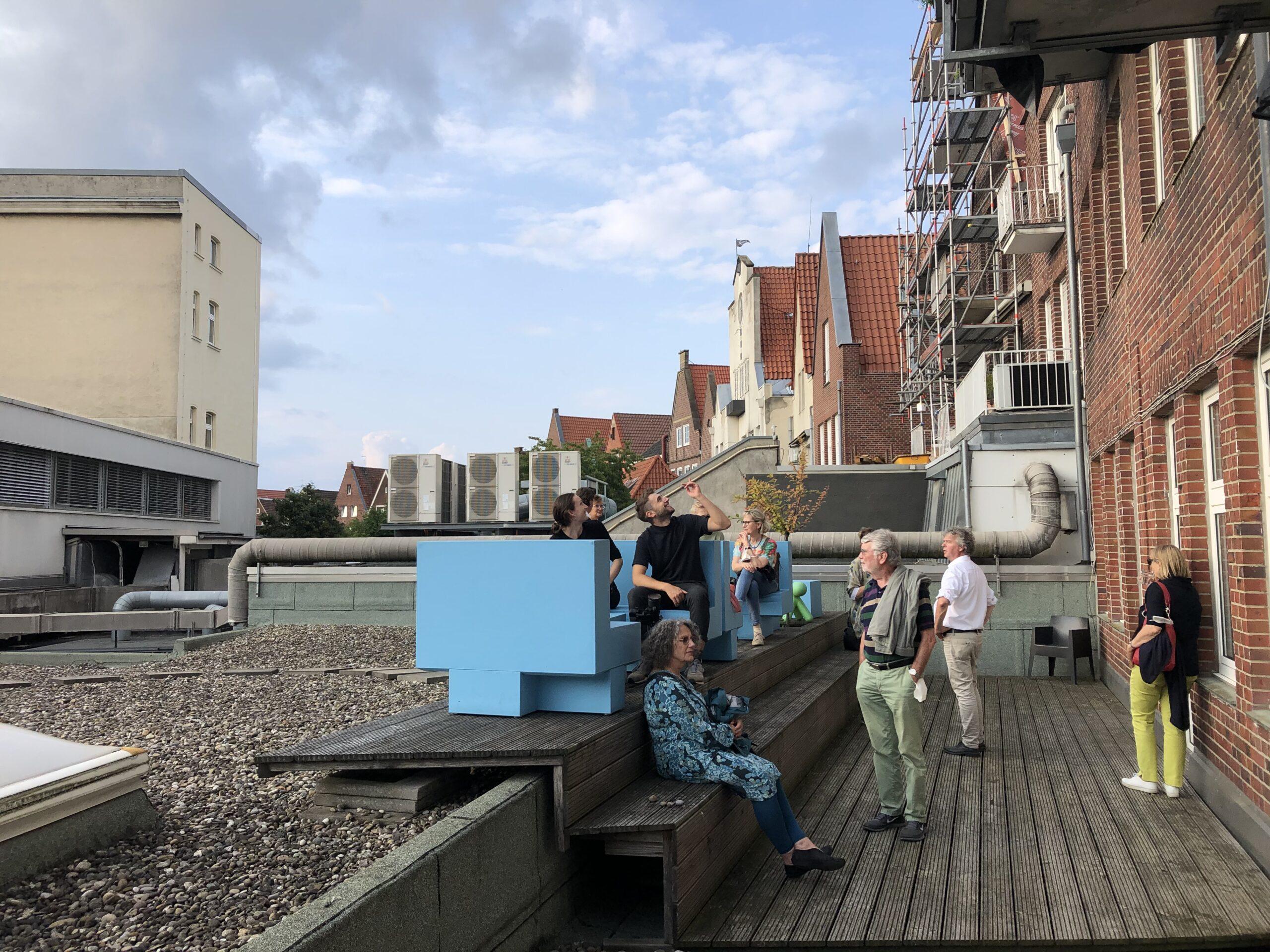 Münster Modell: Rundgang zu verschiedenen Höfen in der Altstadt - Foto: Stefan Rethfeld